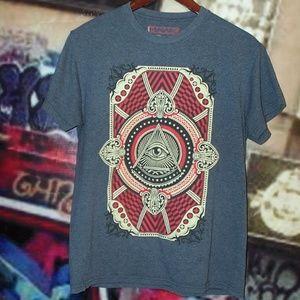 (2/$11) Tony Hawk graphic T-shirt